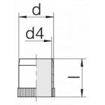 Втулка 24-RS-16-ST