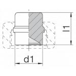 Заглушка 24-PLB-L/S8
