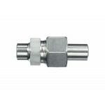 Прямые резьбовые соединения со сварным конусом - с накидной гайкой типа SC
