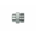 Прямые резьбовые патрубки ASV - без накидной гайки и врезного кольца