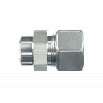 Прямые резьбовые соединения ASV - с накидной гайкой типа SC