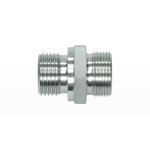 Метрический - цилиндрическая резьба - Б - без накидной гайки и врезного кольца