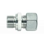 Метрический - цилиндрическая резьба - Б - с накидной гайкой типа SC