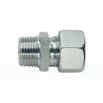 Метрическая - коническая резьба - с накидной гайкой типа SC