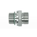 Метрическая - цилиндрическая резьба - мягкое уплотнение wd - без накидной гайки и врезного кольца