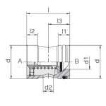Картридж для обратных клапанов GP-VNRCO