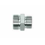 Резьбовые патрубки GRV - без накидной гайки и врезного кольца