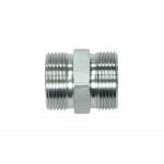 Прямые резьбовые патрубки GV - без накидной гайки и врезного кольца