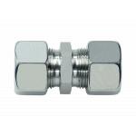 Прямые резьбовые соединения GV - с накидной гайкой типа SC