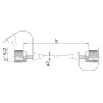 Измерительные шланги DN 2 с измерительной муфтой