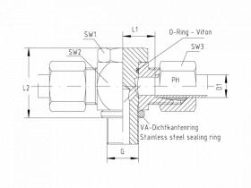 Витворт - цилиндрический - SC